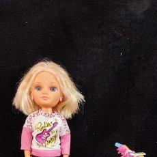 Muñecas Nancy y Lucas: NANCY Y BICICLETA NANCY. Lote 280949888