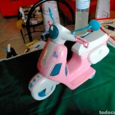 Muñecas Nancy y Lucas: NANCY MOTO SCOOTER NANCY. Lote 285117138