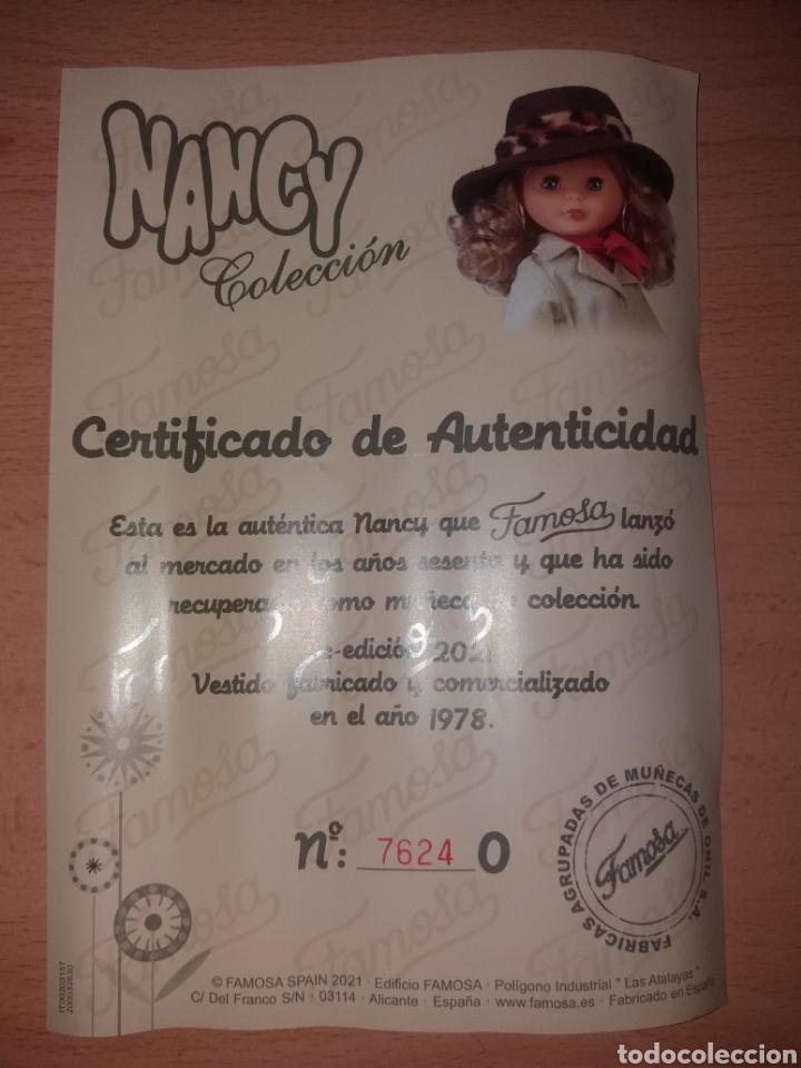Muñecas Nancy y Lucas: MUÑECA NANCY DE FAMOSA COLECCION REEDICION SAFARI O KENIA - Foto 8 - 287730663