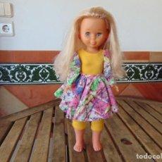 Muñecas Nancy y Lucas: MUÑECA NANCY DE FAMOSA ,RUBIA OJOS NORMALES, MODELO LOVE YOU. Lote 288448528