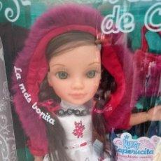 Muñecas Nancy y Lucas: NANCY CAPERUCITA ROJA, NUEVA *. Lote 288463308
