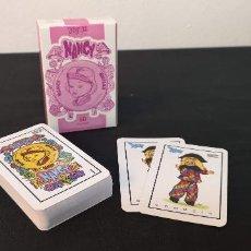 Bonecas Nancy e Lucas: BARAJA DE CARTAS DE MUÑECA NANCY BARAJA ESPAÑOLA NAIPES. NUEVA. Lote 288888888