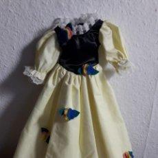 Muñecas Nancy y Lucas: REPLICA DEL VESTIDO DE BLANCANIEVES MUÑECA NANCY.. Lote 288940328