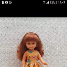 Muñecas Nancy y Lucas: RÉPLICA DEL VESTIDO FIESTA EN EL JARDÍN VERSIÓN AMARILLO. Lote 289858743