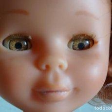 Muñecas Nancy y Lucas: CABEZA DE NANCY FAMOSA MADE IN SPAIN - ¿ QUIRÓN ? ,VER FOTOS .. Lote 290967323