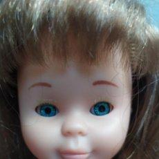 Muñecas Nancy y Lucas: NANCY CON PELO CUSTOMIZADO. Lote 295791838
