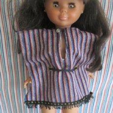Muñecas Nancy y Lucas: NANCY, PONCHO ORIGINAL CONJUNTO ANDES. Lote 296035548