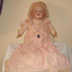Muñecas Porcelana: BEBÉ DE ENSUEÑO ARMAND MARSEILLE,351,CAJA ORIGINAL,AÑOS 20. Lote 9051649