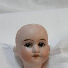 Muñecas Porcelana: CABECITA DE PORCELANA. Lote 27375282