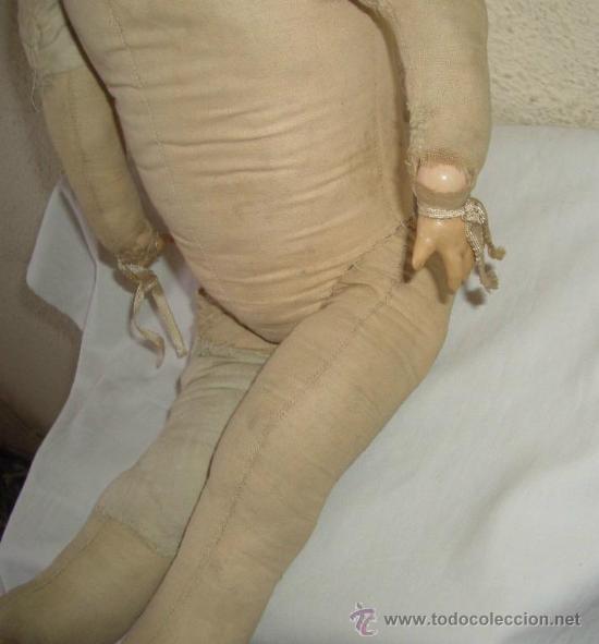 Muñecas Porcelana: BEBÉ ARMAND MARSEILLE,PORCELANA,PPIO DEL S.XX,MIDE 53 CMS - Foto 5 - 67214905