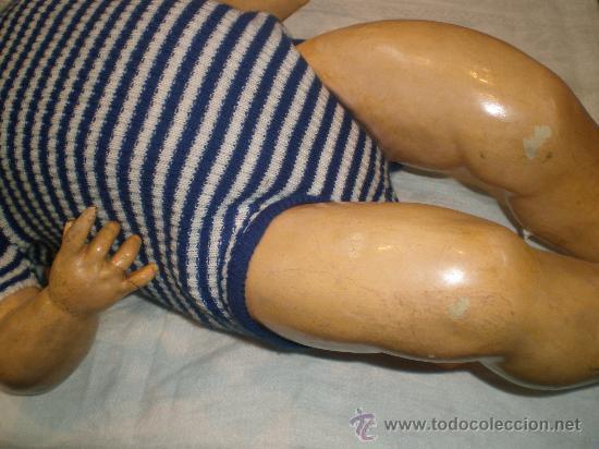 Muñecas Porcelana: gran muñeca de porcelana alemana AB - Foto 4 - 29964219