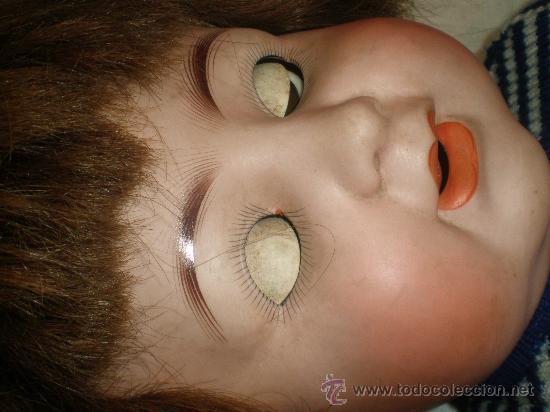 Muñecas Porcelana: gran muñeca de porcelana alemana AB - Foto 8 - 29964219