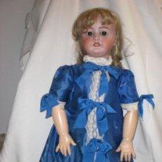 Muñecas Porcelana: MUÑECA SIMON&HALBIG. Lote 30055054