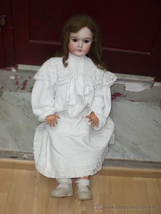 Muñecas Porcelana: Muñeca Dep - Foto 2 - 30056630