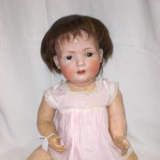 Muñecas Porcelana: BEBE BÄHR&PROSCHILD. Lote 30261308