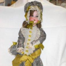 Muñecas Porcelana: MUÑECA ANDADORA HEUBACH-KOPPELSDORF. Lote 30288219
