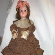 Muñecas Porcelana: MUÑECA SIMON&HALBIG. Lote 30335961