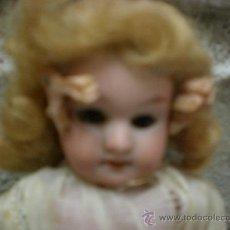 Muñecas Porcelana: MUÑECA ARMAND MARSEILLE DEP. Lote 30377519