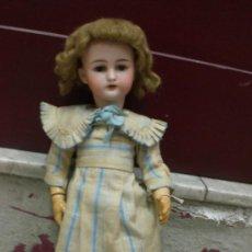 Muñecas Porcelana: MUÑECA ANDADORA FRANZ SCHMIDT. Lote 30421672