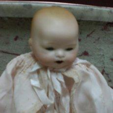 Muñecas Porcelana: BEBE ANTIGUO. Lote 30485941