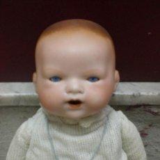 Muñecas Porcelana: MUÑECO ANTIGUO. Lote 30536448