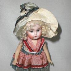 Muñecas Porcelana: MUÑECA MIGNONETTE ANTIGUA. Lote 30647029