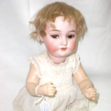 Muñecas Porcelana: BEBE SIMON&HALBIG. Lote 30652981