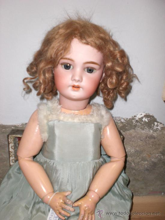 Muñecas Porcelana: Muñeca Dep - Foto 4 - 29964317
