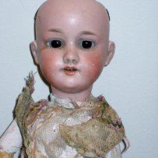 Muñecas Porcelana: PRECIOSA MUÑECA PORCELANA ALEMANA ANTIGUA FINALES XIX ARMAND MARSEILLE 390 DRGM 246/1. Lote 31385430