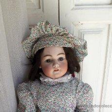 Muñecas Porcelana: PRECIOSA MUÑECA DEP. Lote 32603150