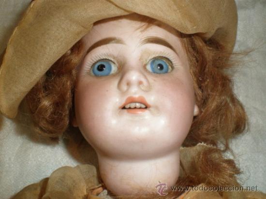 Muñecas Porcelana: muñeca de porcelana alemana - Foto 9 - 32663141