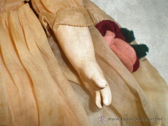 Muñecas Porcelana: muñeca de porcelana alemana - Foto 7 - 32663141