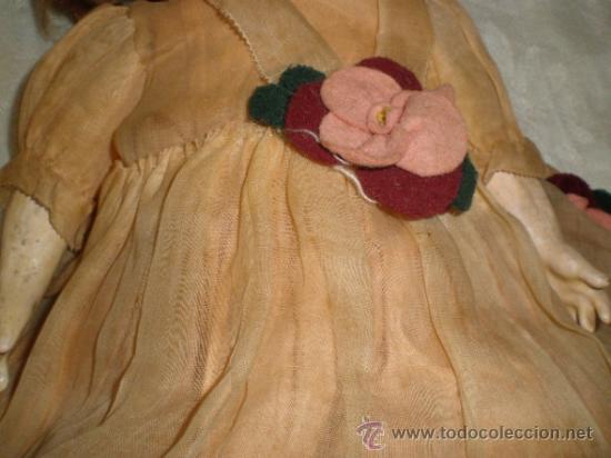 Muñecas Porcelana: muñeca de porcelana alemana - Foto 5 - 32663141