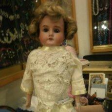 Muñecas Porcelana: MUÑECA ALEMANA.. Lote 32985082