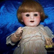 Muñecas Porcelana: MUÑECA ANTIGUA HEUBACH ERNST KÖPPELSDORF 300-3/O GERMANY. Lote 33020967