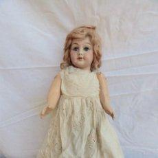 Muñecas Porcelana: ANTIGUA MUÑECA FRANCESA O ALEMANA.. Lote 34072013