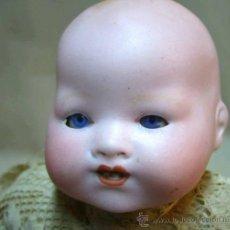 Muñecas Porcelana: MUÑECO BEBE, FABRICADA POR ARMAND MARSEILLE, CUERPO DE TELA, 351/510, ALEMANIA 1900S. Lote 38445303