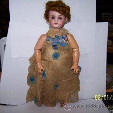 Muñecas Porcelana - Simon & Halbig dep 1039 antigua - 35594652