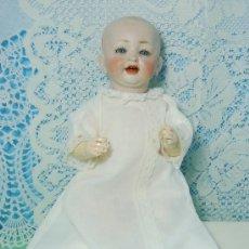Muñecas Porcelana: REBAJA 50% BEBÉ ALEMÁN DE 30 CM. HERTEL & SCHWAB Nº 151. CABEZA DE BISCUIT.. Lote 35843714