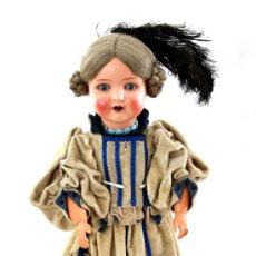 Muñecas Porcelana: GRAN MUÑECA ALEMANA SCHOENAU & HOFFMEISTER 170 - 6 - VESTIDOS ORIGINALES - AÑOS 1900. Lote 36145749