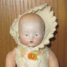 Muñecas Porcelana: BEBÉ DE PORCELANA,AÑOS 20. Lote 36685556