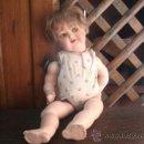 Muñecas Porcelana: ANTIGUA MUÑECA DE PORCELANA ALEMANA CON MARCAJE - ORIGINAL DE FINALES DEL SIGLO XIX. Lote 38077402