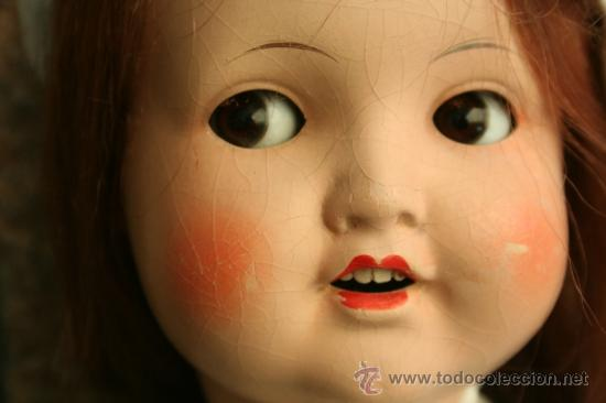 Muñecas Porcelana: antigua muñeca marcada sb o sp en la nuca - Foto 13 - 38172473