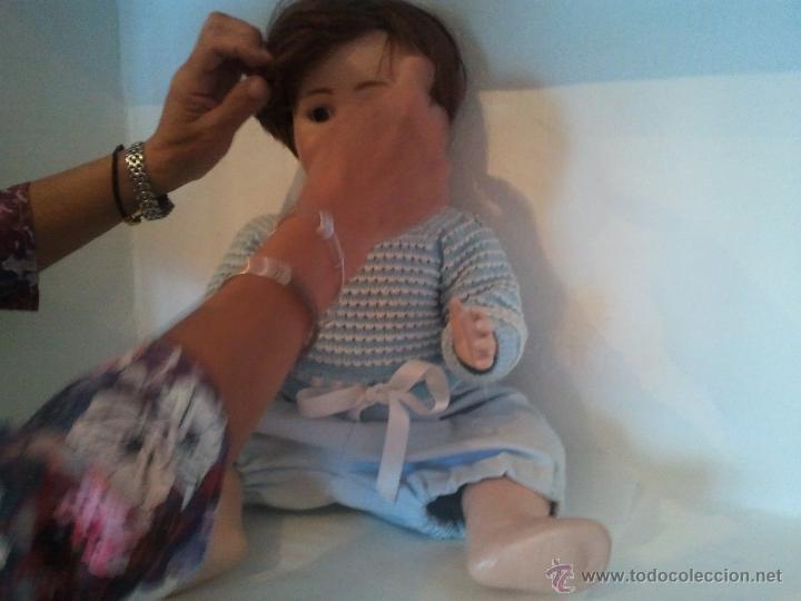 Muñecas Porcelana: Muñeca cabeza porcelana Simon Halbig - Foto 4 - 39594537