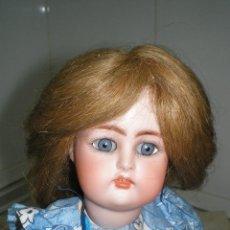 Muñecas Porcelana: IMPECABLE MUÑECA KAMMER REINHARDT SIMON HALBIG. Lote 39918337