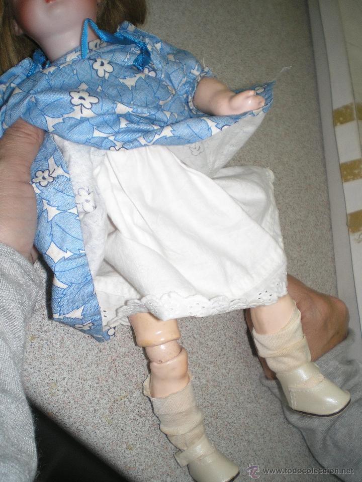 Muñecas Porcelana: IMPECABLE MUÑECA KAMMER REINHARDT SIMON HALBIG - Foto 3 - 39918337
