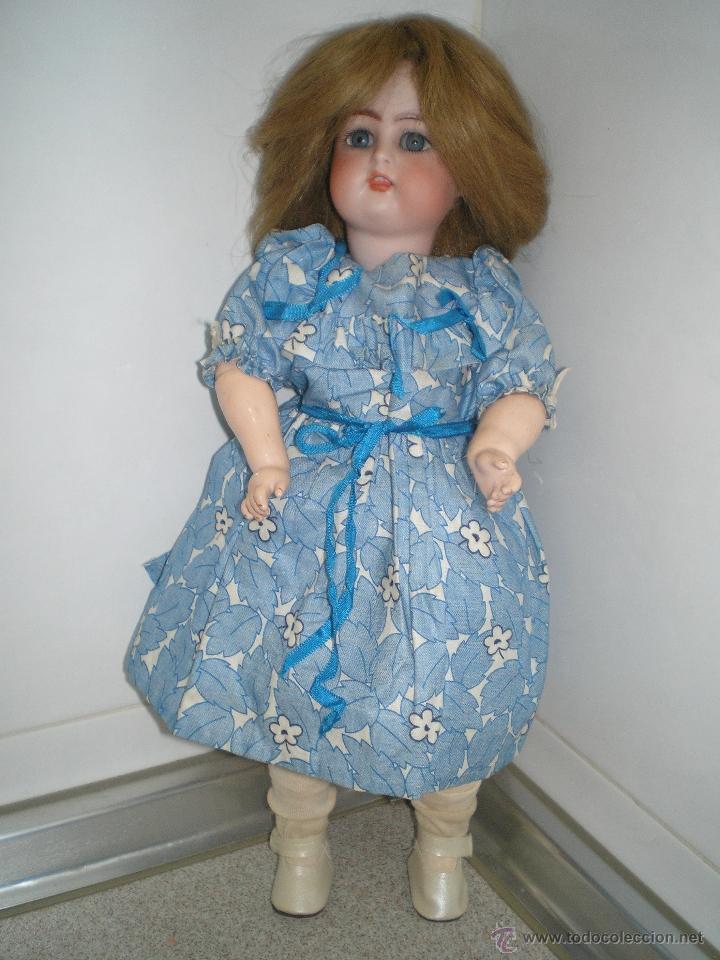 Muñecas Porcelana: IMPECABLE MUÑECA KAMMER REINHARDT SIMON HALBIG - Foto 4 - 39918337