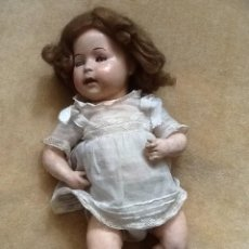 Muñecas Porcelana: ANTIGUA MUÑECA ALEMANA PRINCIPIOS SIGLO XX. Lote 47038907