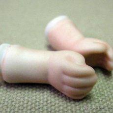 Muñecas Porcelana: BRAZOS, PARA MUÑECA ANTIGUA, PORCELANA. Lote 47430740