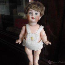Muñecas Porcelana: MUÑECO PORCELANA ALEMAN. Lote 48505297